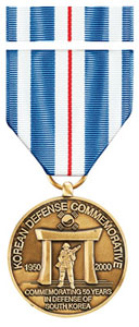 Korean Defense Commemorative