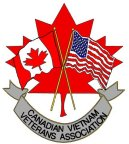 Canadian Vietnam Veterans Association (MB) CVVA Crest
