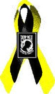 POW - MIA - Ribbon