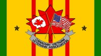 Canadian Vietnam Veterans Association (MB) CVVA Unit Flag