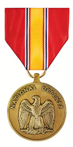 US National Defense Service Medal